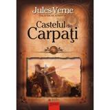 Castelul din Carpati - Jules Verne, editura Regis