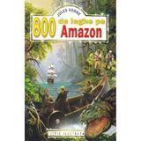 800 de leghe pe Amazon - Jules Verne, editura Regis