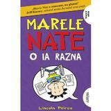 Marele Nate Vol.5: Nate o ia razna - Lincoln Peirce, editura Grupul Editorial Art