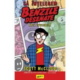 Sa intelegem benzile desenate - Scott McCloud, editura Grupul Editorial Art