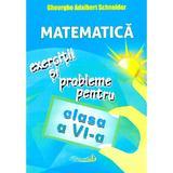 Matematica - Clasa 6 - Exercitii si probleme - Gheorghe Adalbert Schneider, editura Hyperion