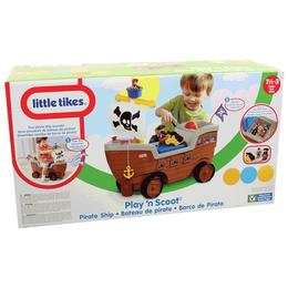 Jucarie interactiva 2in1 Little Tikes Barca pentru bebelusi cu sunete
