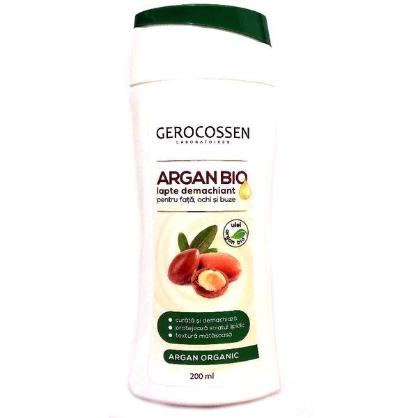 Lapte Demachiant Argan Bio Gerocossen, 200 ml poza