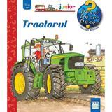 Tractorul - Andrea Erne, Wolfgang Metzger, editura Casa