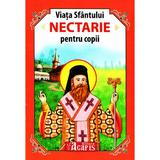 Viata Sfantului Nectarie pentru copii, editura Agapis