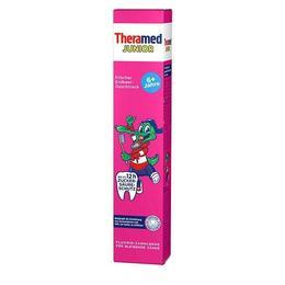Pastă de dinți cu fluor și căpșune pentru copii Theramed Junior 75ml