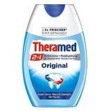 Pastă de dinți cu fluor Theramed 2in1 Original 75ml