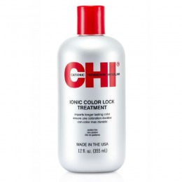 Tratament pentru Par Vopsit - CHI Farouk Ionic Color Lock Treatment 355 ml