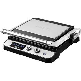 Grill ECG KG 1000 Gourmet Contact, 1650/-/2000 W, 2 termostate independente