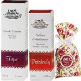 Pachet Apa de Toaleta Smochine 100 ml si Parfum Camera Patchouli 50 ml si Flori Lavanda18 g Le Chatelard 1802