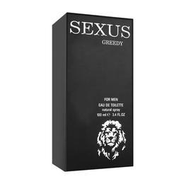 Parfum original pentru barbati Sexus Greedy EDT 100 ml