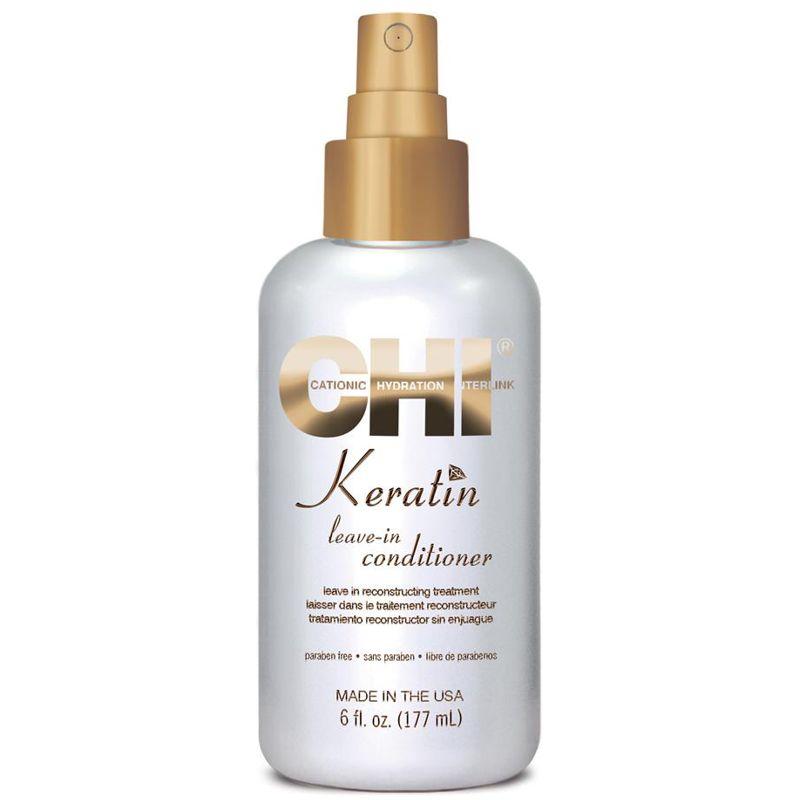 Balsam cu Cheratina Leave In - CHI Farouk Keratin Leave In Conditioner 177 ml