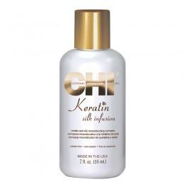 Tratament Cu Cheratina - Chi Farouk Keratin Silk Infusion 59 Ml