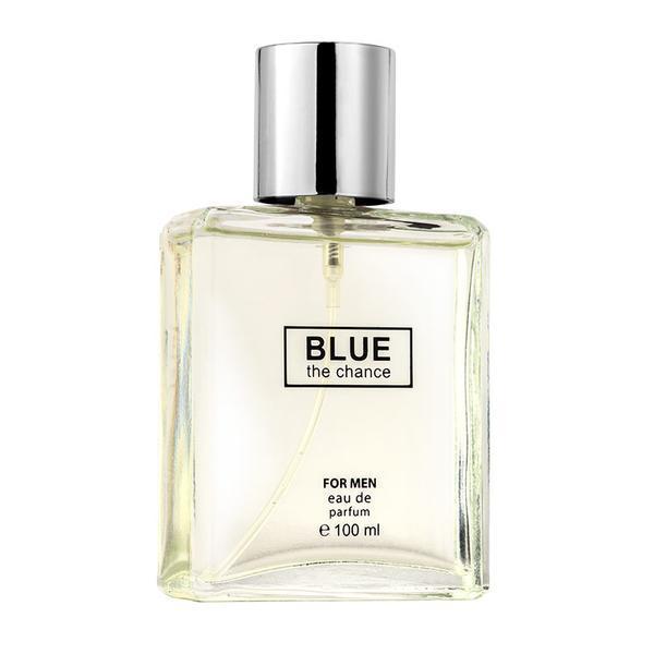 Set Cadou Barbati Blue The Chance Apa De Parfum 100 Ml Deodorant