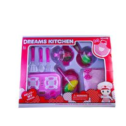 Set de bucatarie cu 8 piese - Disney Toy