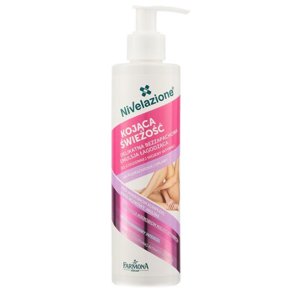 Emulsie Calmanta pentru Igiena Intima - Farmona Nivelazione Soothing Intimate Emulsion, 250ml imagine produs