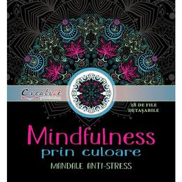 Mindfulness prin culoare, editura Didactica Publishing House
