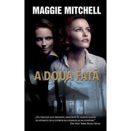 A doua fata - Maggie Mitchell, editura Rao