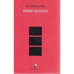 Domnii Golovliov - M.E. Saltikov-Scedrin, editura All