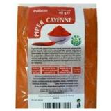 Piper Cayenne Pulbere Herbavit, 40 g