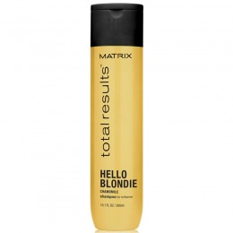 Sampon Par Blond - Matrix Total Results Hello Blondie Shampoo 300 ml