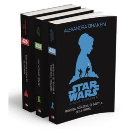 Pachet Star Wars: Forta fie cu tine!, editura Litera
