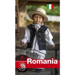Romania (lb. italiana) - Calator pe mapamond, editura Ad Libri