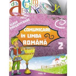 Comunicare in limba romana clasa pregatitoare sem.2, editura Trend