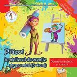 Piticot in atelierul de creatie - Grupa mica 3-4 ani - Adina Grigore, Cristina Ipate-Toma, A. Smaranda, Elena-L. Radu, editura Ars Libri