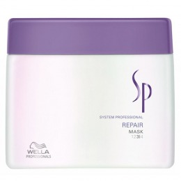 Masca Reparatoare pentru Par Degradat - Wella SP Repair Mask 400 ml