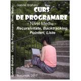 Curs Programare - Nivel Mediu, autor Gabriel Braharu editura De Vis Software