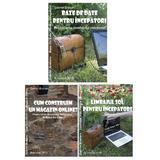 Pachet Promotional Baze De Date Incepatori (3 Carti) autor Gabriel Braharu editura De Vis Software