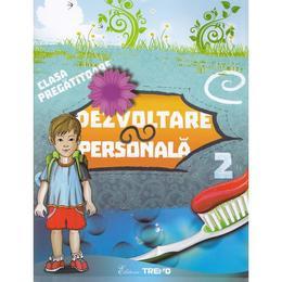 Imagine indisponibila pentru Dezvoltare personala clasa pregatitoare sem.2 - Violeta Neagu, editura Trend