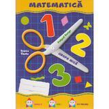 Matematica Grupa mica 3-4 ani (mapa) - Inesa Tautu, editura Dorinta