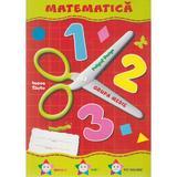 Matematica Grupa mijlocie 4-5 ani (mapa) - Inesa Tautu, editura Dorinta