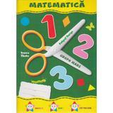 Matematica Grupa mare 5-6 ani (mapa) - Inesa Tautu, editura Dorinta