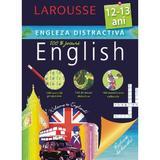 Engleza distractiva 12-13 ani Larousse, editura Meteor Press