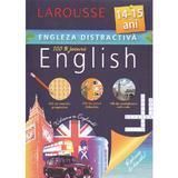 Engleza distractiva 14-15 ani Larousse, editura Meteor Press