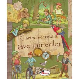 Cartea secreta a aventurierilor, editura Aramis