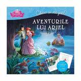 Aventurile lui Ariel - Citesc si ma joc!, editura Litera