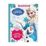 Disney Regatul de gheata - Atelierul culorilor, editura Litera