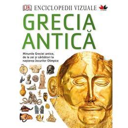 Enciclopedii vizuale: Grecia antica, editura Litera