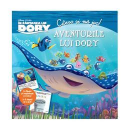 In cautarea lui Dory - Citesc si ma joc!, editura Litera