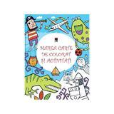 Marea carte de colorat si activitati, editura Rao