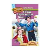 Copiii capitanului Grant - Jules Verne, editura Andreas