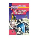 De la pamant la luna - Jules Verne, editura Andreas