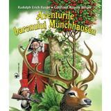 Aventurile baronului Munchhausen - Rudolph Erich Raspe, editura Arc