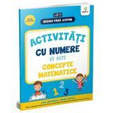 Activitati cu numere si alte concepte matematice 3-5 ani