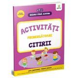 Activitati premergatoare citirii 3-5 ani (rezolv fara ajutor)