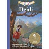 Heidi - Repovestire dupa romanul lui Johanna Spyri, editura Curtea Veche